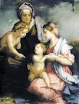 Madonna & Child with St. Elizabeth