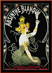 Absinthe Blanqui cross stitch pattern