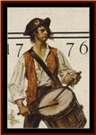 1776 cross stitch pattern