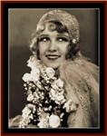 Anita Page cross stitch pattern
